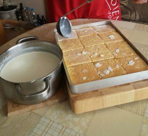 Десерт Трилече Блат