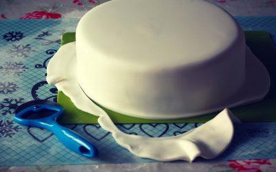 5 бързи и лесни съвета, как да повишите ефективността при работа със захарно тесто / фондан