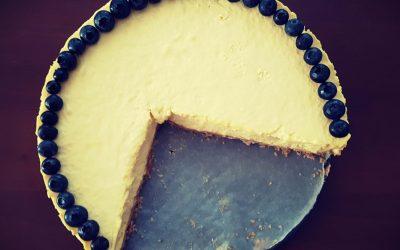 Чийзкейк без печене | Рецепта