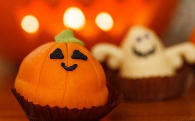 """Конкурс за Пекарство и Сладкарство """"Хелоуин 2017"""" (Приключил)"""